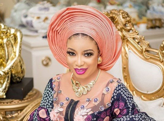 Lizzy Anjorin: Husband snatching doesn't exist in Islam