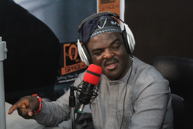 Obesere: l don't have any issue with Kwam 1