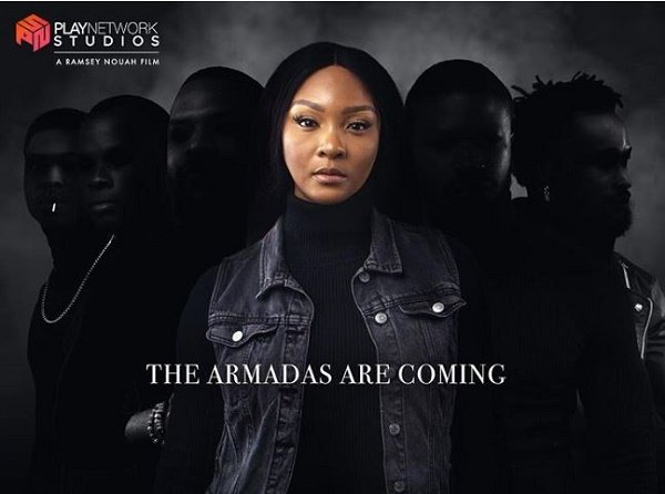 Osas Ighodaro takes lead role ahead of 'Rattle Snake' remake