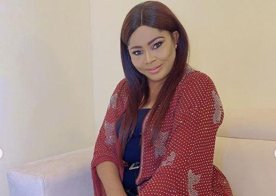 Regina Daniels' mum denies asking Chika Ike to stay away from Ned Nwoko