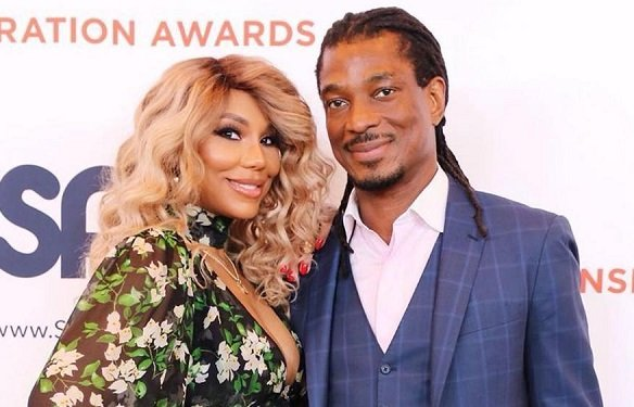 Tamar Braxton claims Nigerian boyfriend threatened to kill her