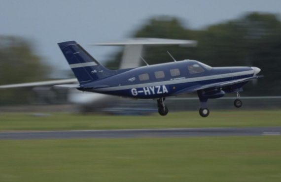 World's first hydrogen-powered commercial aircraft takes flight in UK