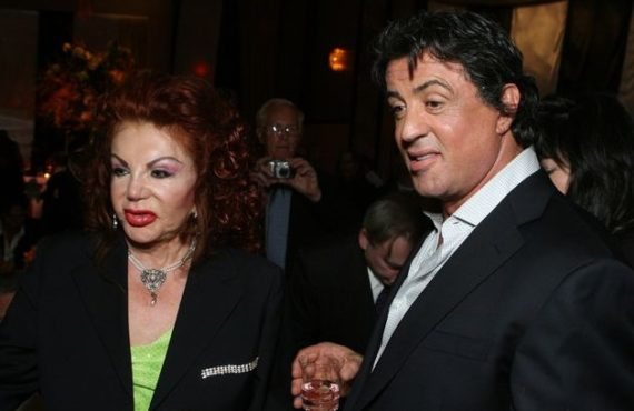 Sylvester Stallone loses 98-year-old mum