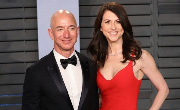 Mackenzie Scott, Jeff Bezos' ex-wife, becomes world's richest woman
