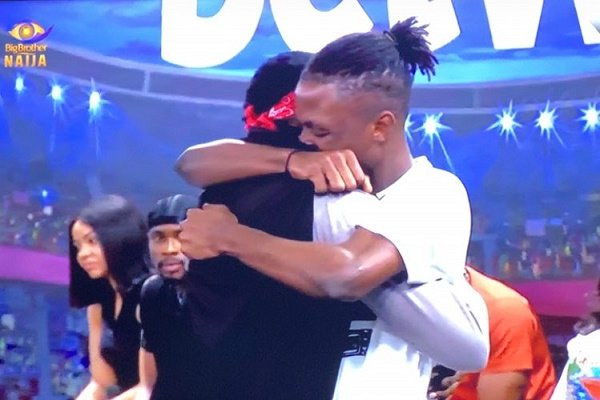 BBNaija Day 50: Tricky Tee emerges HoH, picks Laycon as deputy