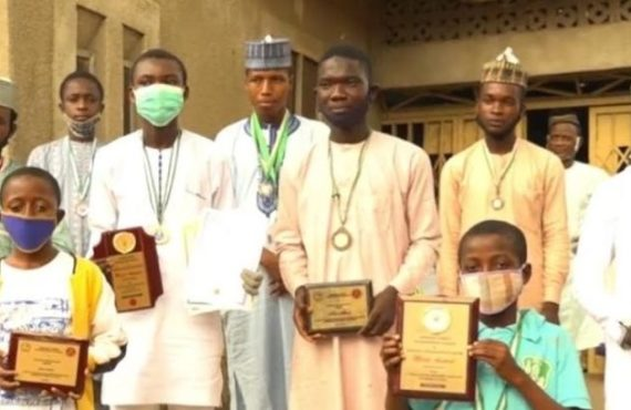 SPOTLIGHT: Meet the Adamu's family of mathematicians