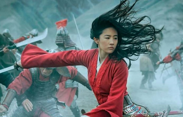 Disney's 'Mulan' faces backlash over star actor's support for 'clampdown on anti-govt protesters'