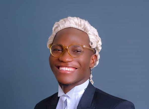 SPOTLIGHT: Olalere Yusuf, first class holder who aced law school with 12 awards