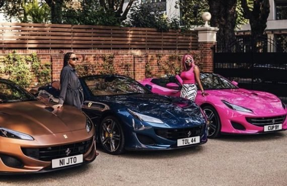 'Poverty na bastard' — Otedola's Ferrari gift to daughters sparks…