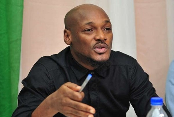 #EndSARS: 'I wonder why people still going to work' -- 2Baba calls for total shutdown