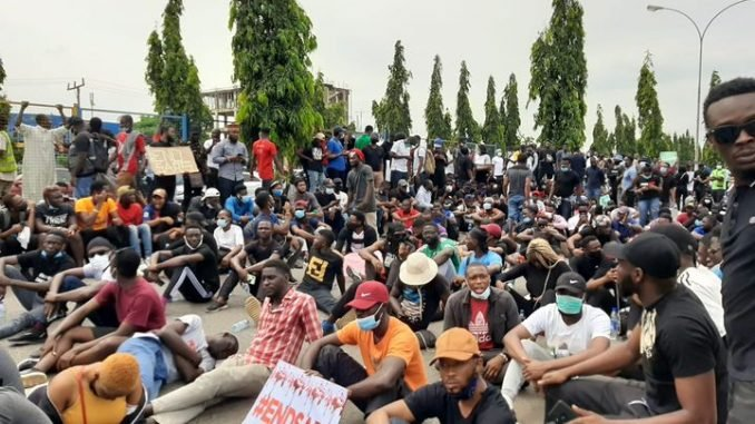'We'll not be silenced' -- celebrities react to hoodlums attack on #EndSARS protesters in Lagos