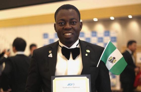 JCI Nigeria elects Abiola Olorunsola as new president