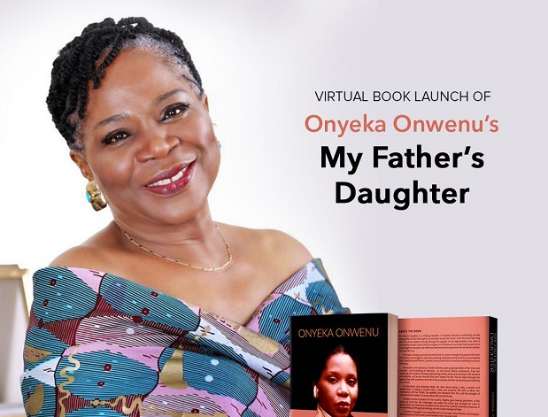 Onyeka Onwenu launches book on career, Nigerian civil war