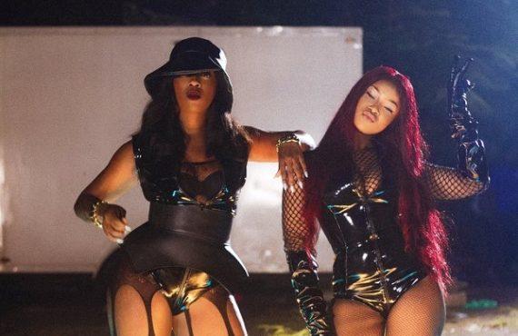 WATCH: Tiwa Savage enlists Naira Marley, Tacha for 'Ole' visuals