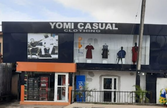 #EndSARS: Yomi Casual's clothing store in Surulere looted by 'hoodlums'