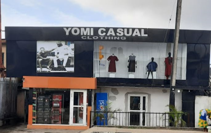 #EndSARS: Yomi Casual's clothing store looted by 'hoodlums'