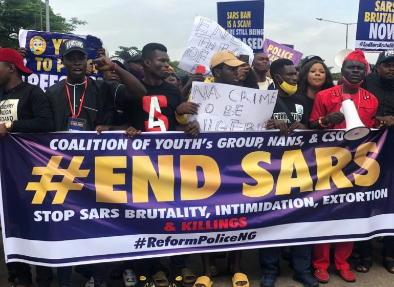 Group: Nigerians donated N25.1m to support #EndSARS protests