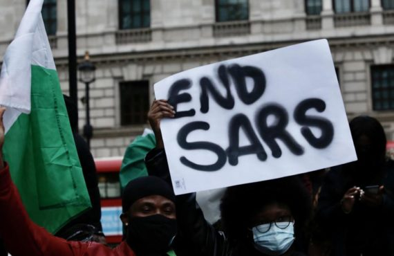 Who is anonymous?, #EndSARS, where is Tinubu?… Nigeria's October search…