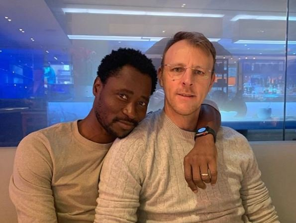 Bisi Alimi celebrates 4th wedding anniversary with husband