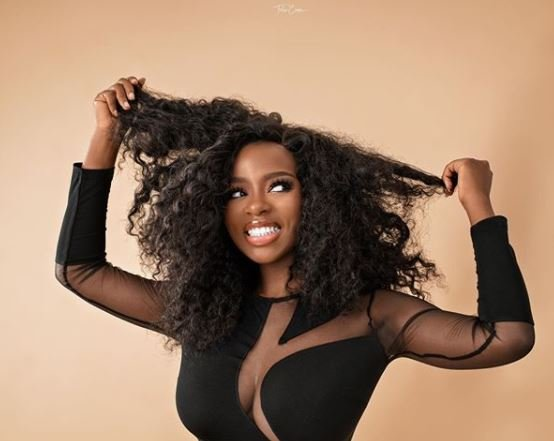 I'd love to see lesbianism legalised in Nigeria, says BBNaija's Diane