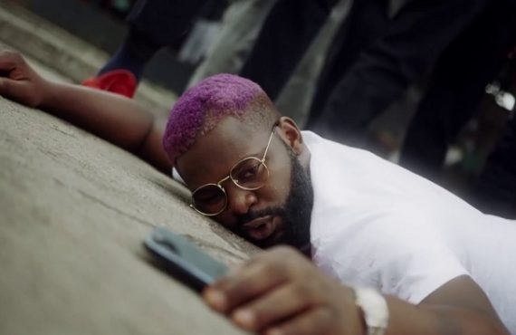 WATCH: Falz honours victims of police brutality in 'Johnny' visuals