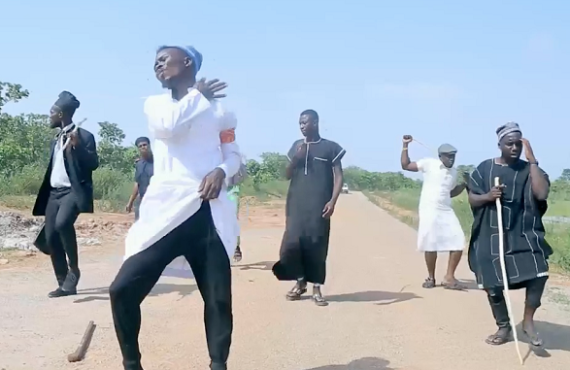 WATCH: Hausa band tackles FG with Michael Jackson's 'They Don't Care About Us'