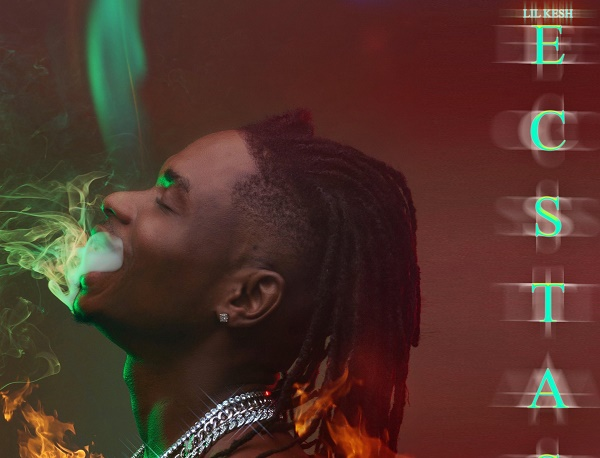 DOWNLOAD: Lil Kesh enlists Naira Marley, Fireboy for 8-track EP 'Ecstasy'