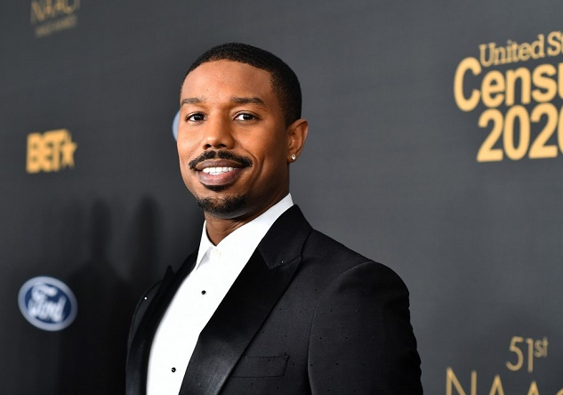 Michael B. Jordan named People's 'Sexiest Man Alive' 2020