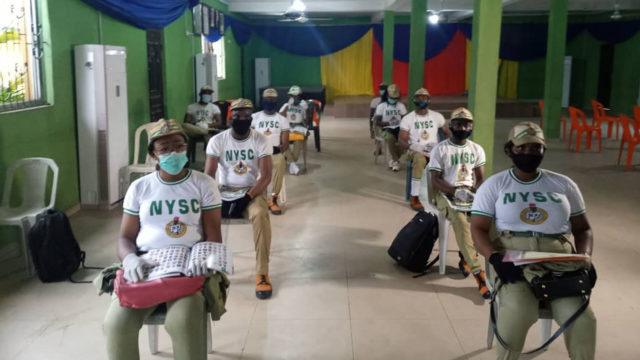 All corps members will undergo antigen-based test, says NCDC