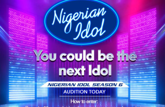 Auditions begin as Nigerian Idol returns after five-year hiatus