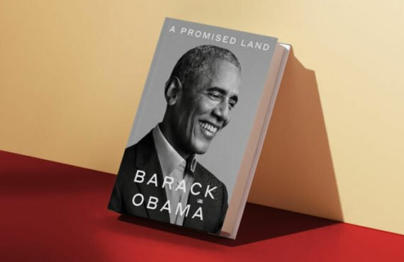 Obama's 'A Promised Land' sells almost 890,000 copies on first day
