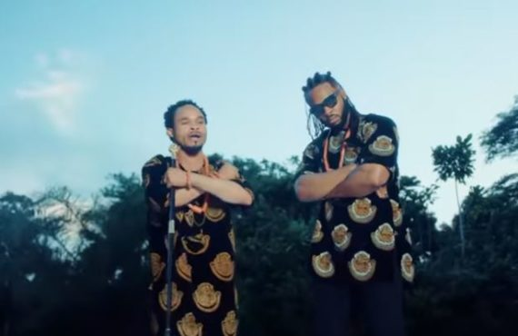 WATCH: Odumeje enlists Flavour for 'Umu Jesus' visuals