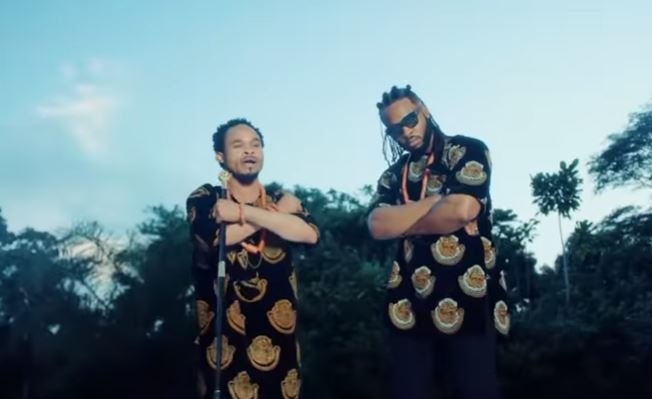 VIDEO: Odumeje recruits Flavour for visuals to 'Umu Jesus'