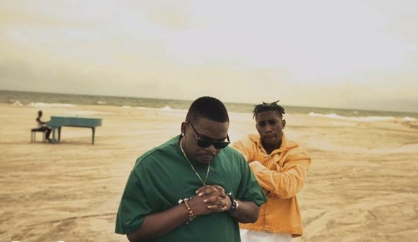 WATCH: Olamide talks pain of losing parents in 'Triumphant' visuals
