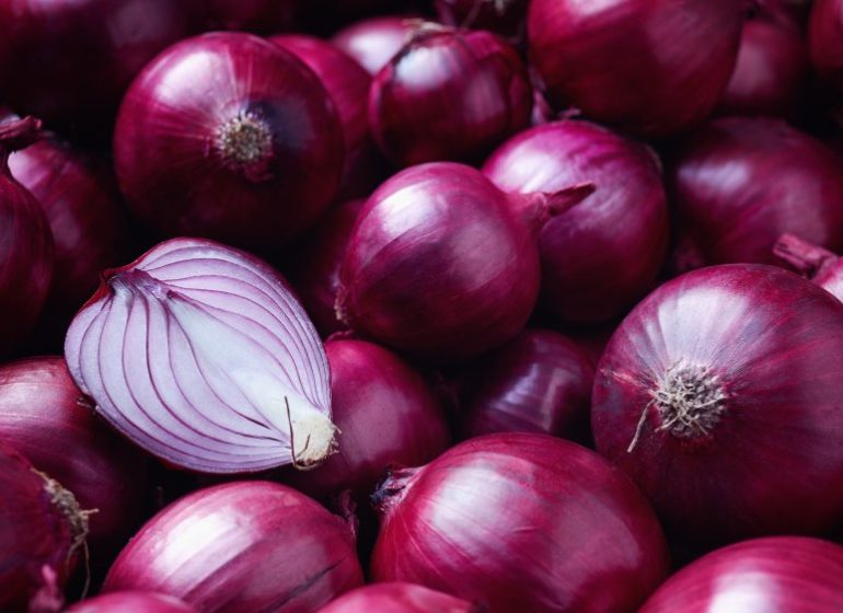 EAT ME: Five health benefits of onion