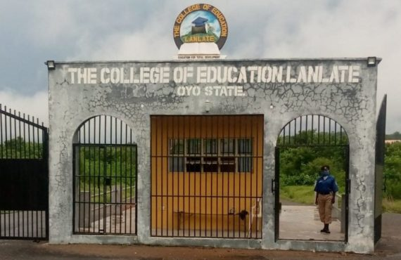 Oyo College of Education shut down indefinitely over protest