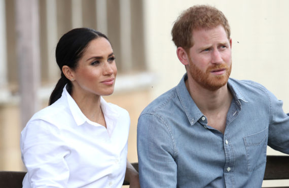'I watched my husband's heart break' — Meghan Markle reveals…