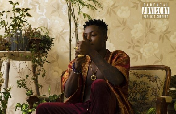 DOWNLOAD: Reekado Banks taps Tiwa Savage, Mr Eazi for 'Off The Record' EP