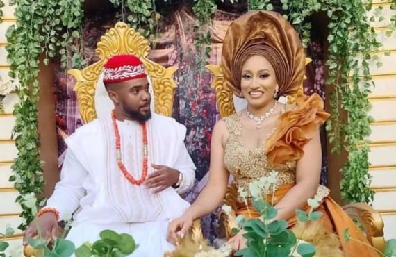 Williams Uchemba: My wife put her medical career on hold…