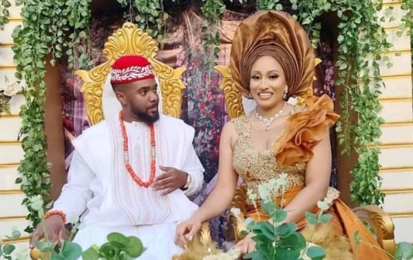 PHOTOS: Williams Uchemba holds traditional ceremony in Anambra