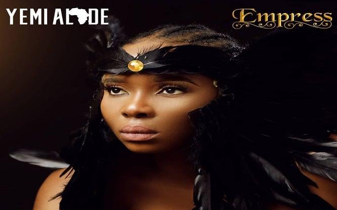 DOWNLOAD: Yemi Alade drops 15-track album 'Empress'