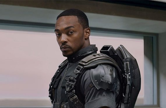 Anthony Mackie, 'Avengers' actor, to star in Netflix thriller 'The…