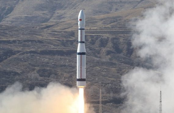 China launches 'world's first 6G experiment satellite'