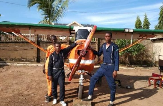 Kwara school leavers sell belongings to build N3.5m aircraft