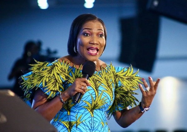 Funke Adejumo: You're a witch if your man's life doesn't appreciate after marriage