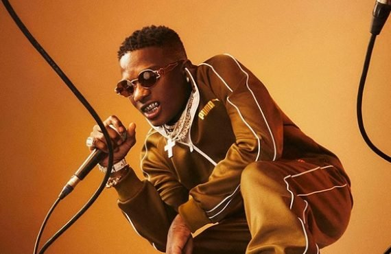 Puma recruits Wizkid for launch of Suede classics FW20 collection
