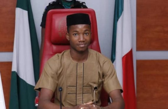 ICYMI: 17-year-old one-day Abia governor sets inmates free