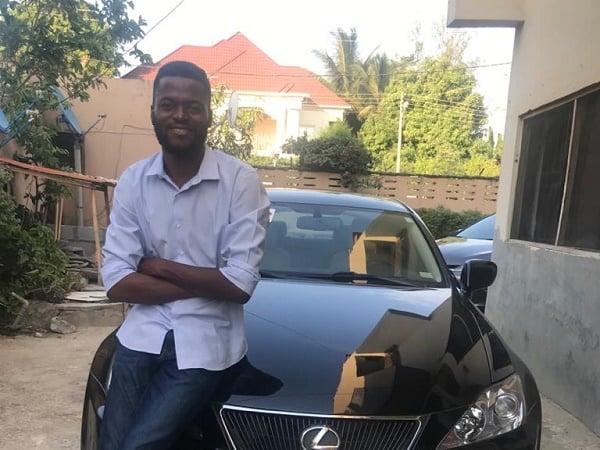 SPOTLIGHT: Diligence got me into Smart Adeyemi daughter's wedding, says Uber driver who won N3.5m, Lexus car