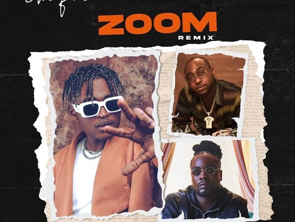 DOWNLOAD: Cheque enlists Davido, Wale for 'Zoom' remix