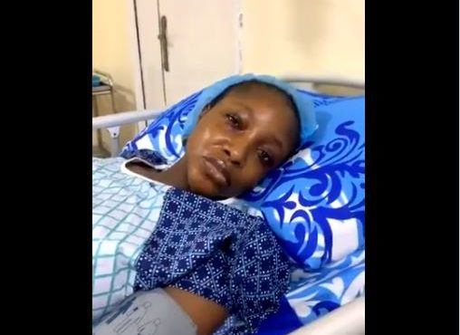 'I tried herbs, did surgery' -- Ini Dima-Okojie recounts battle with fibroid